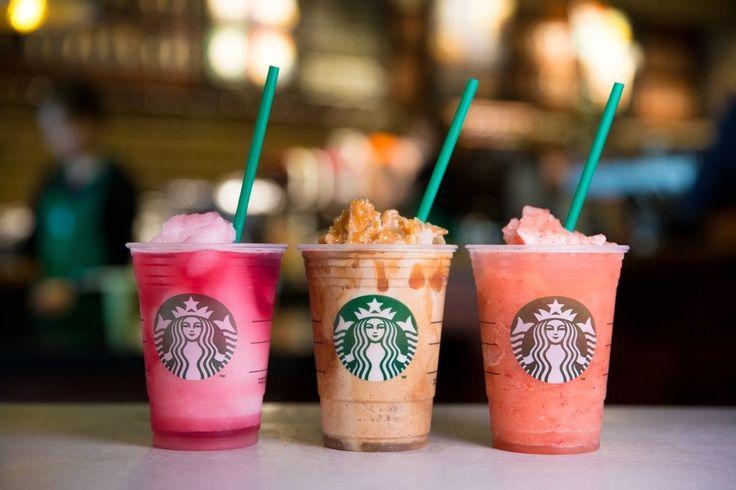 Starbucks Granitas, Sunset Menu | Teen Vogue