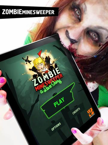 Zombie Minesweeper by Frogtoss Games, Inc.