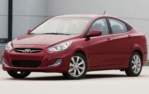 hyundai accent - for K