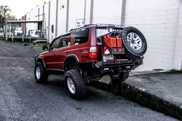 the Rescue Runner build thread - Page 17 - Toyota 4Runner Forum - Largest 4Runner Forum