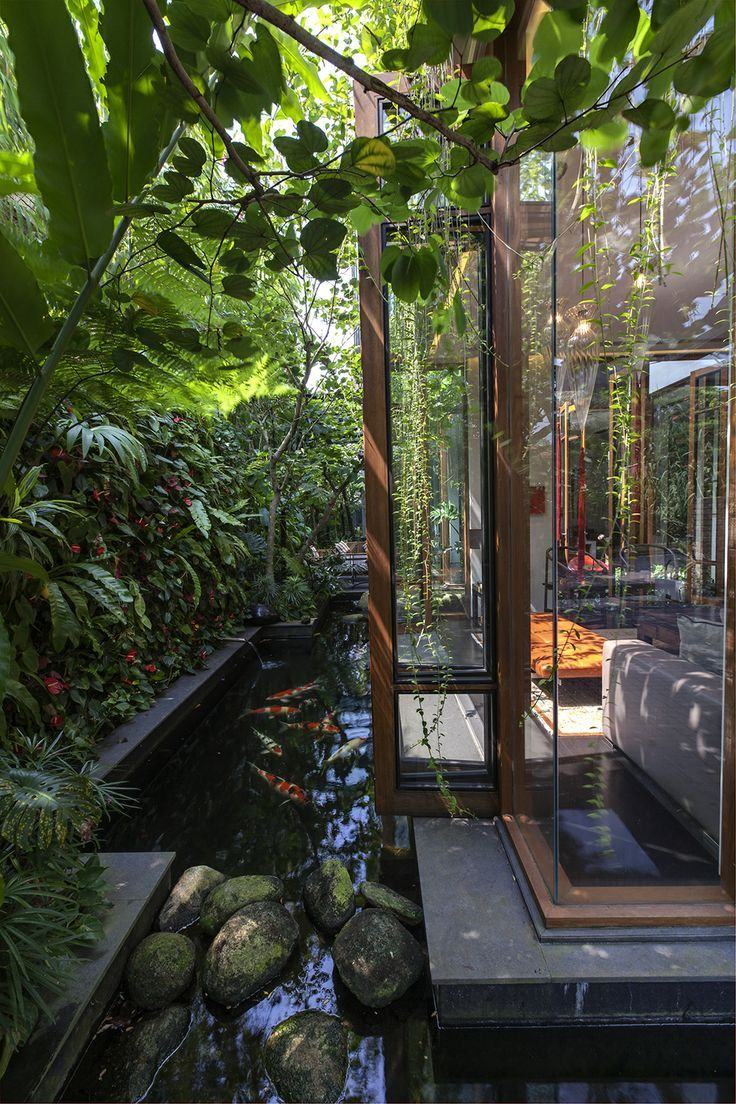 Aamer Architects garden room