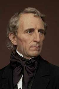 10th President, John Tyler was the first vice president to take office after a president's death (William Harrison). Known pejoratively as 'His Accidency' i.e. the 'accidental president.' A very fertile man, he had 15 children; holds the presidential record for spawning.
