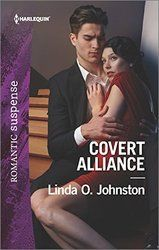 Covert Alliance, Linda O. Johnston's newest romantic suspense is out now!