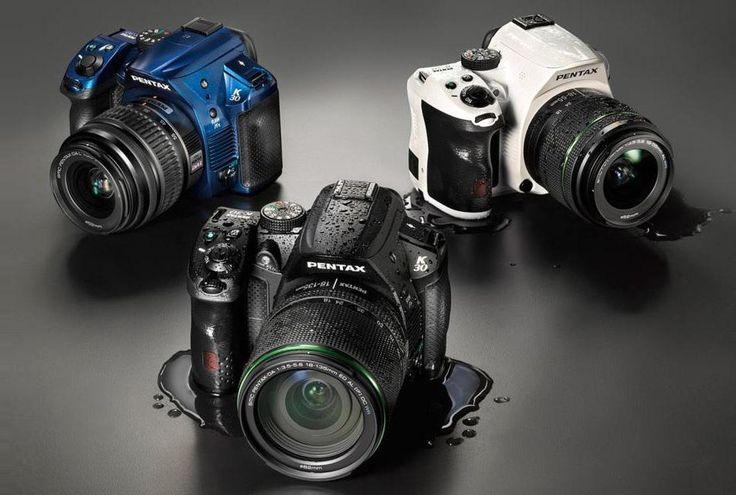 PENTAX K-30 Weather Resistant DSLR Camera