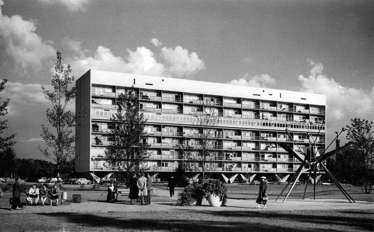 35 best hansaviertel berlin images on pinterest berlin germany architects and berlin. Black Bedroom Furniture Sets. Home Design Ideas