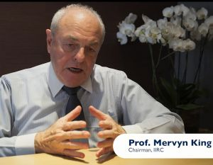 Interview with Prof. Mervyn King, Chairman of the International Integrated Reporting Council (IIRC) | 3BL Media