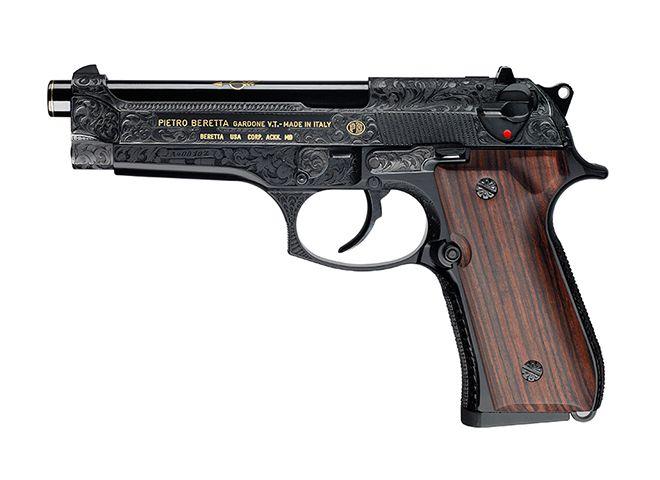 No. 8 of 10 - Beretta 92FS Limited Edition