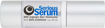 Serious Serum Review.  It seriously works miracles.