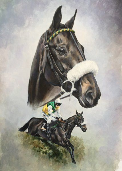 """Many Clouds"" (2015) - The Sporting Gallery"