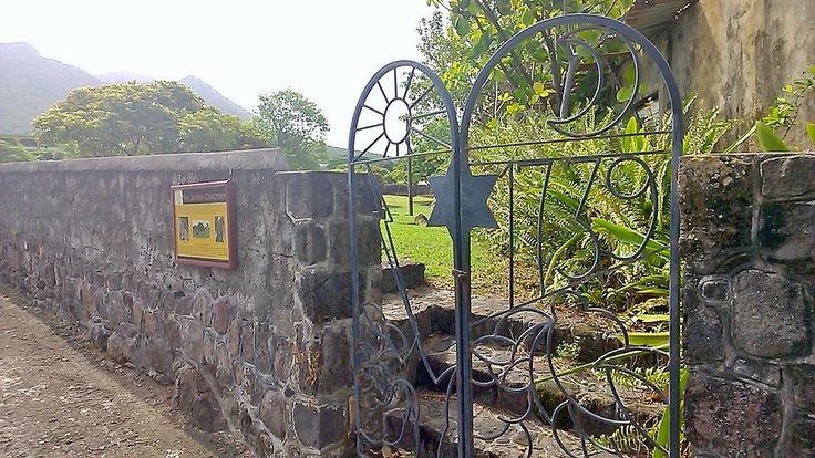 The Jewish Cemetery, Sint Eustatius