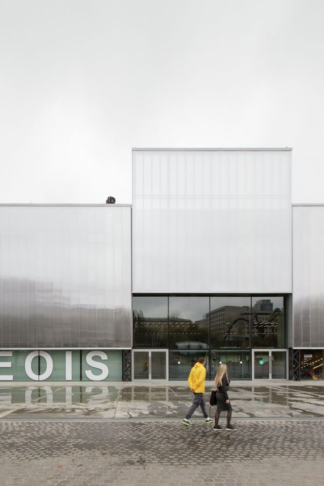 Gallery - Gallery: OMA's Garage Museum of Contemporary Art Photographed by Laurian Ghinitoiu - 28