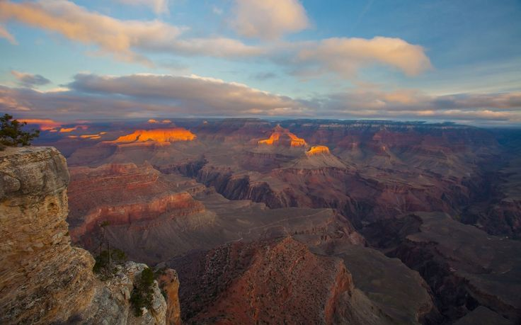 Grand Canyon - View from the Top: Photos From the World's Most Iconic Landmarks | Travel + Leisure