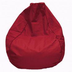 Studio Premium Canvas Bean Bag Burgundy 1872PRCVBURG $89 @ target