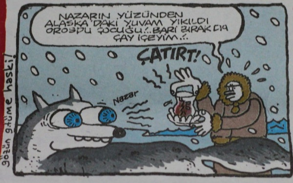 haski