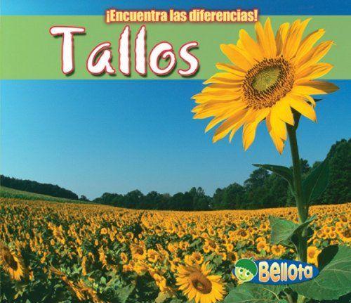 Tallos (¡Encuentra las diferencias! Plantas) (Spanish Edition) by Charlotte Guillain