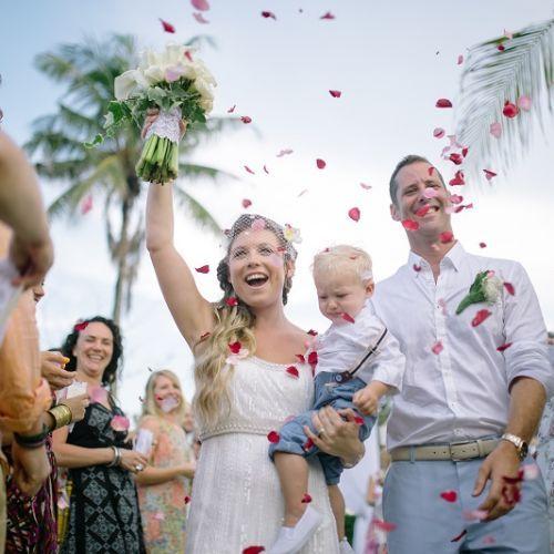 Foto katering pernikahan oleh ABC Catering