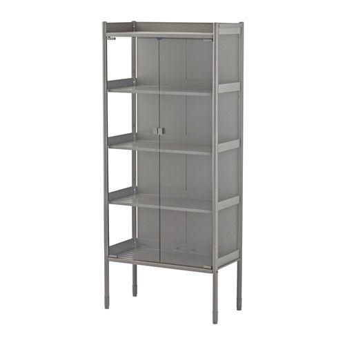 HINDÖ Drivhus/skap, innen-/utendørs IKEA Du kan justere høyden på hyllene slik at de enkelt passer dine behov.