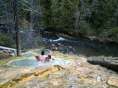 White Water Rafting, Kayaking & Hiking Blog: Umpqua Hot Springs