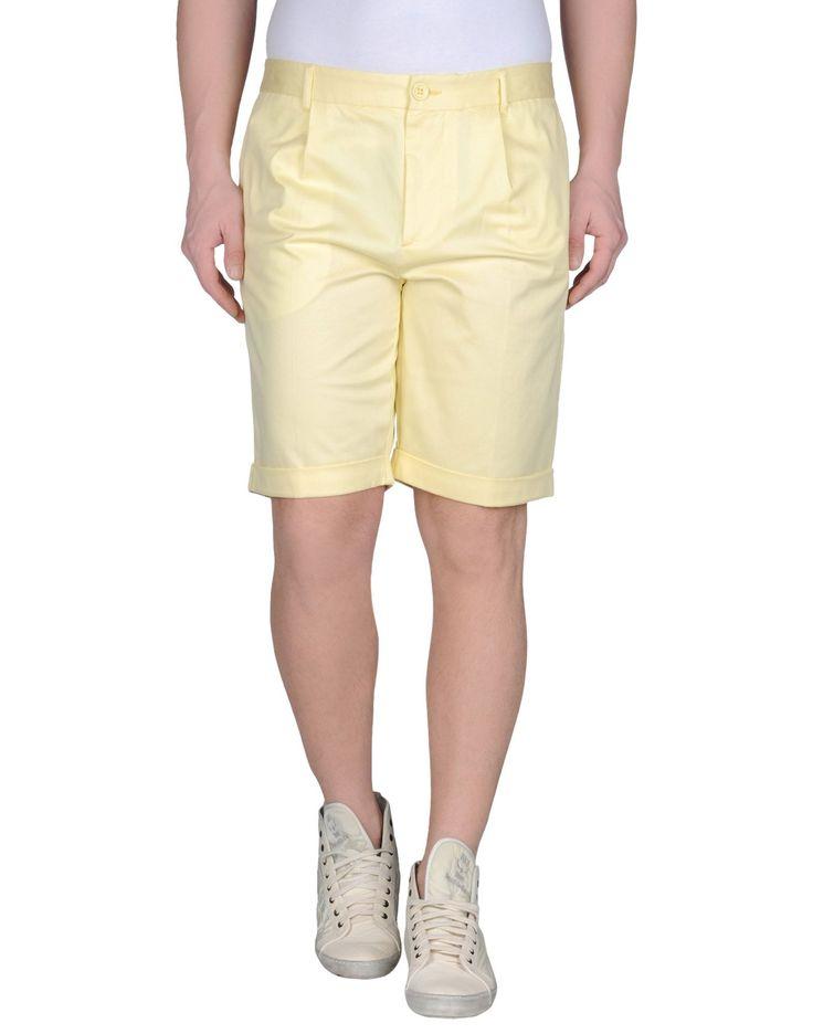 Versace Women yellow | Versace jeans Bermuda Shorts in Yellow for Men (Light yellow) - Save ...