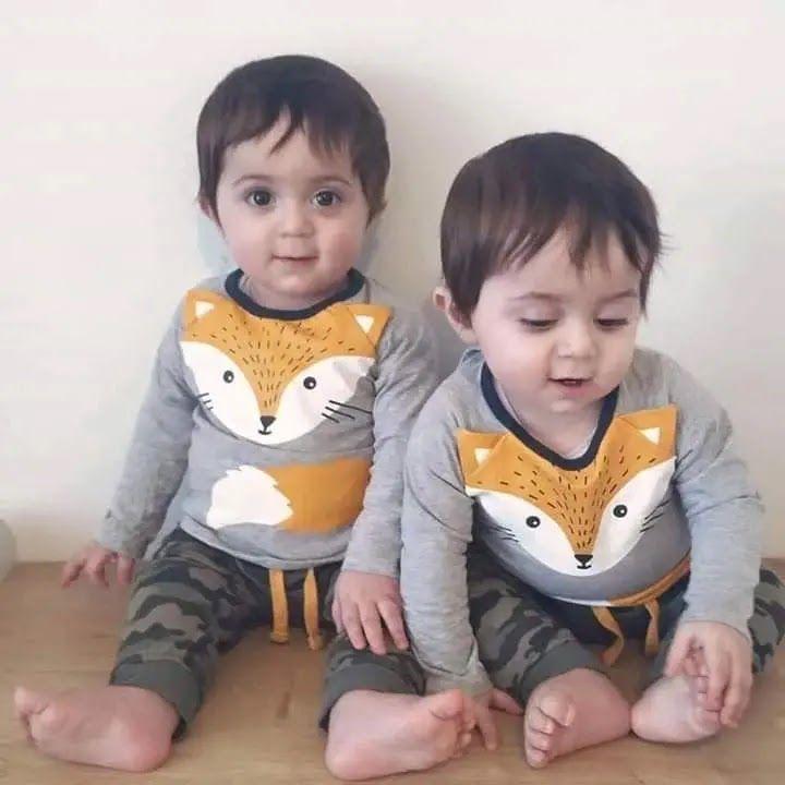 اجمل اطفال العالم بنات واولاد توام Baby Twin Babies The