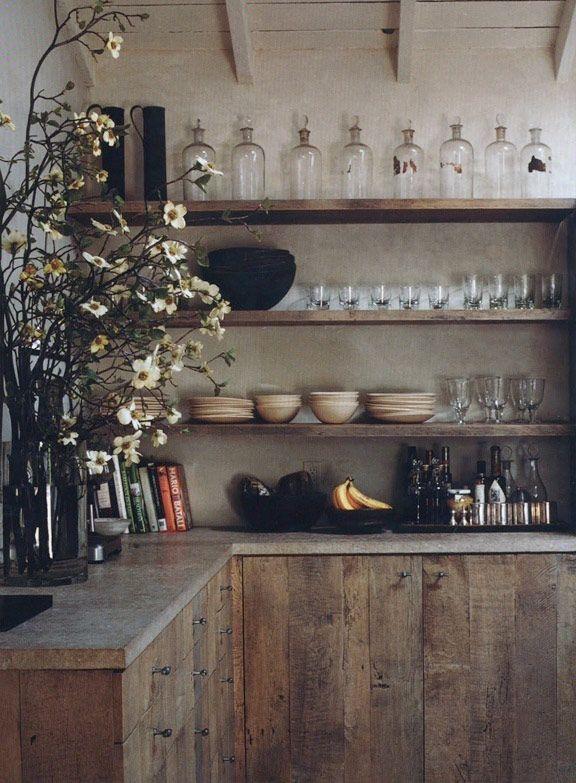 16 rustika kök – inspirationen du behöver   Sköna hem