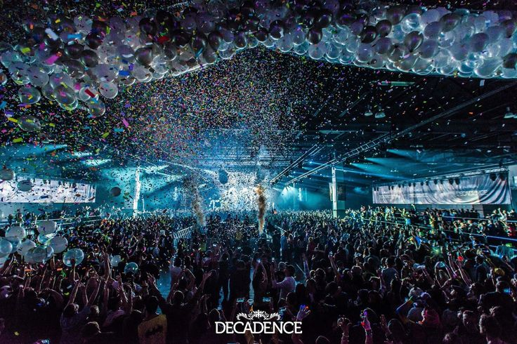 Decadence: The New Years Festival To Rule Them All | Colorado Music | Denver | Colorado | New Years Eve | NYE | concerts | shows | live music | music | Downtown Denver | nightlife | Colorado lifestyle | The Mile High City | 303 Magazine
