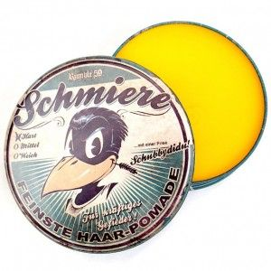 Pomada do włosów - Schmiere Strong 140ml