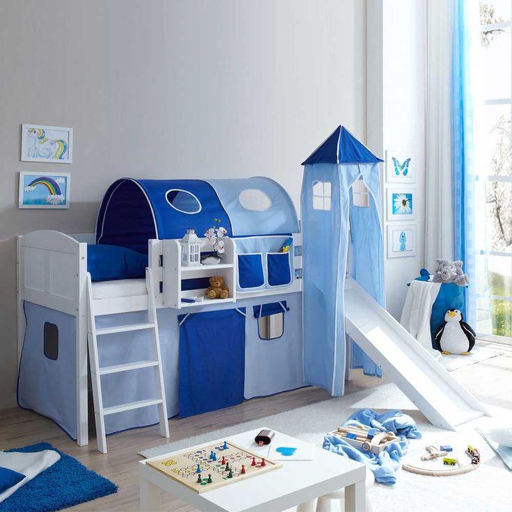 Kinderhochbett für zwei  Die besten 25+ Kinderbettchen Ideen auf Pinterest | Babyzimmer ...