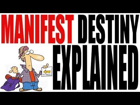 ▶ Manifest Destiny Explained in 5 Minutes: US History Review - YouTube