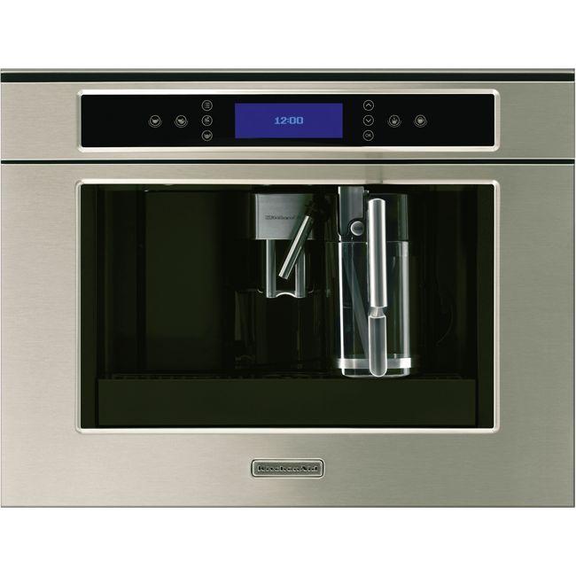 KitchenAid inbouw koffiemachine KSCX 3625 #koffie