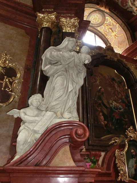 WWW Wiersze Wycieczki Wspomnienia: Bazylika Matki Boskiej Nieustającej Pomocy i św. Marii Magdaleny w Poznaniu
