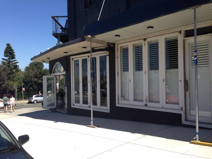 ATDC INSTALLS COMMERCIAL SECURITY PLANTATION SHUTTERS AT CAMILLA FRANKS STORE
