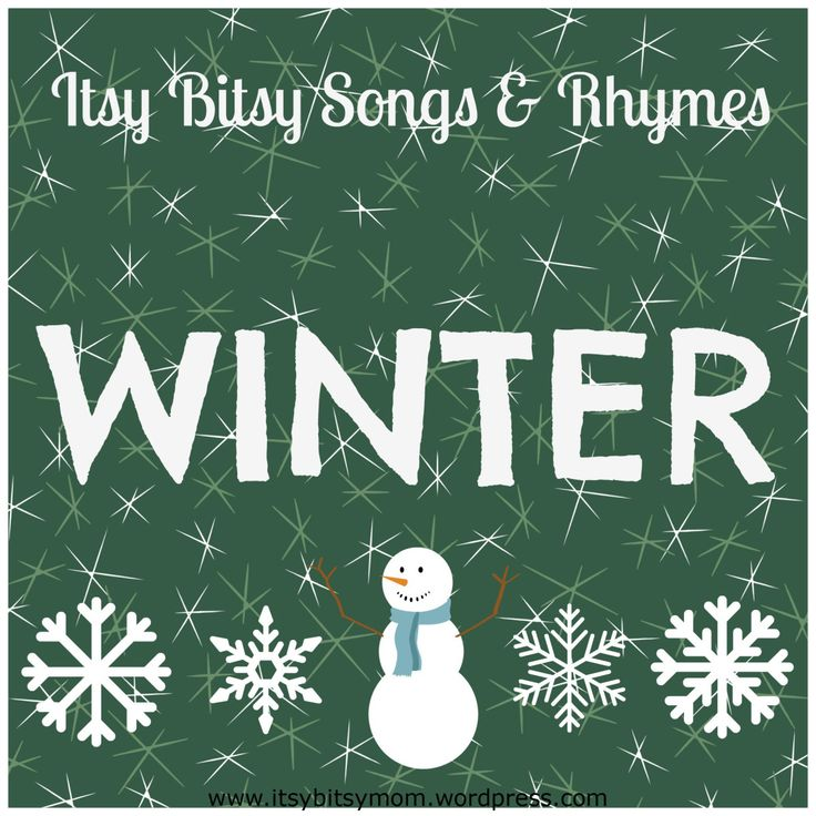"Here are the songs and rhymes we will be using this December! Finger Rhyme: 5 Little Snowmen Five little snowmen on a winter's day, The first one said ""Wake up so we can play!"" Th…"