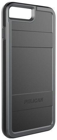 iPhone 6/7 Plus Case - Pelican Protector - Black/Gray