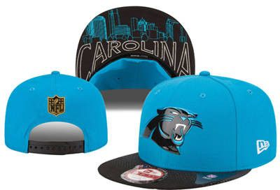 Carolina panthers Draft onstage snapback hat