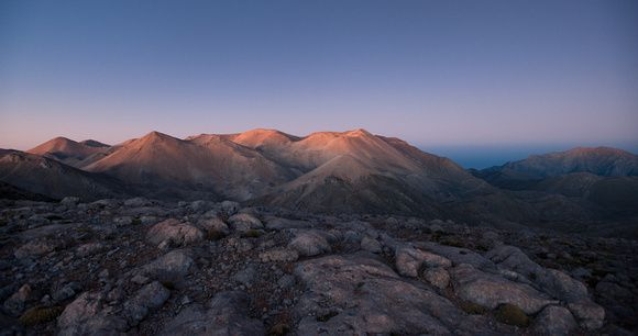 Jean Bienvenu  -   Photography | Recent Work | Midsummer sunrise in the heart of the White Mountains