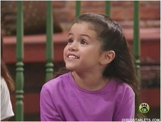 Selena Gomez of Barney