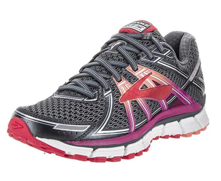 New Womens Brooks Adrenaline Gts 17 Athletic Running Training Shoes 9 5 Wide Brooks Runningshoes Best Running Shoes Trending Shoes Shoes With Jeans