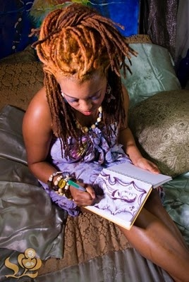 journaling with locs.Dreads Locs Hairstyles, Colors Locs, Locs Nature, Hair Locs, Black Hair, Locs Art, Nature Hair, Nature Beautiful, Locs D
