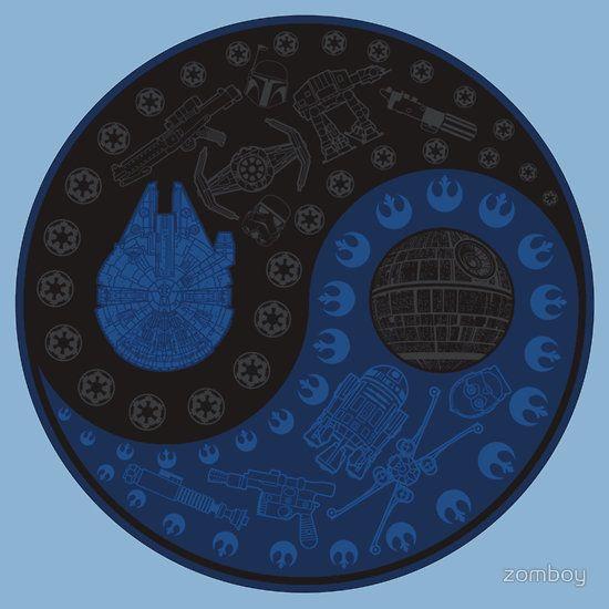 Yin Yang Wars  - by Zomboy