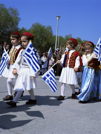 flag day greece