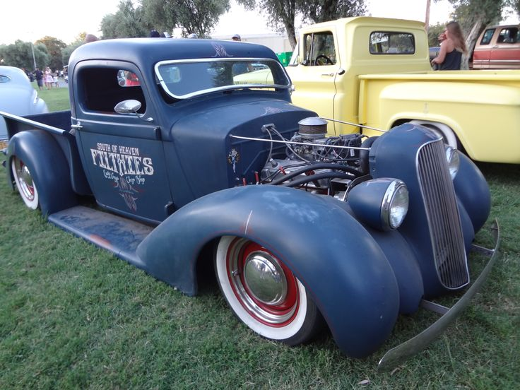 154 Best Rat Rods Images On Pinterest Old Cars Chevy Pickups
