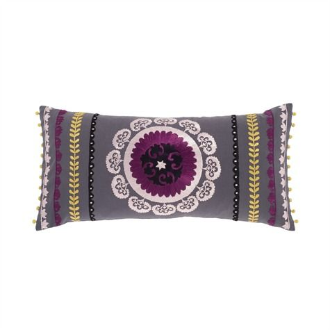 Uzbek Cushion Cover Rectangular
