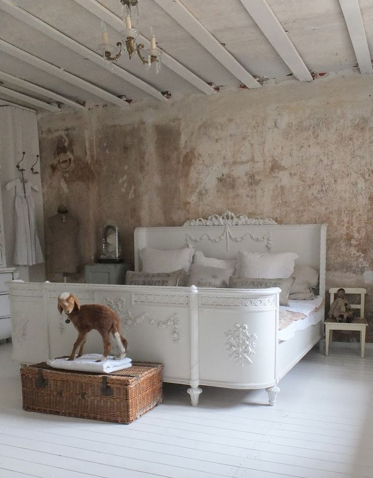 51 best shabby heim images on Pinterest Live, Wands and At home - schlafzimmer im shabby chic wohnstil