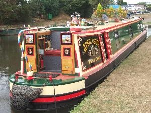 Canal Boat Living...
