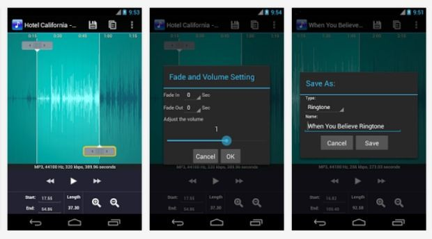 Technologyinfo.in: How to Create Custom Ringtones for Android