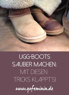 http://www.fashiontrendstoday.com/category/snow-boots/ Entdeckt jetzt, wie ihr eure UGG Boots wieder super sauber bekommt!