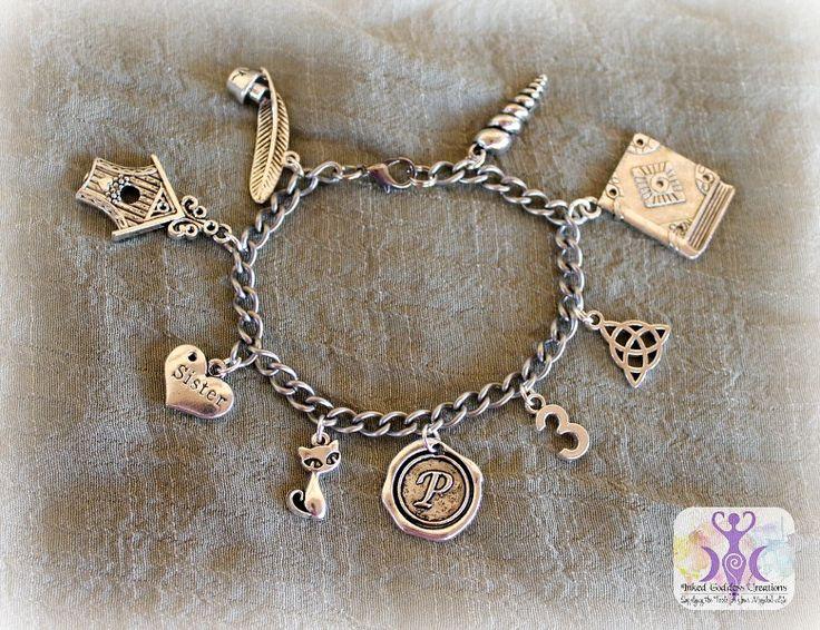 Charmed TV Show Inspired Charm Bracelet