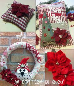 Carissimi, Natale è alle porte! E per noi creativi e amanti dell'hand made Natale significa lavoretti, lavoretti e ancora lavoretti... In ...