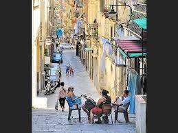 I vicoli di Napoli